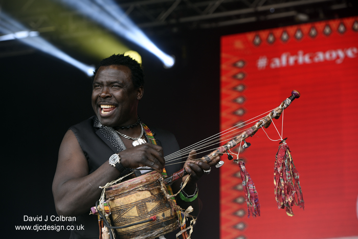World music photographer covers Africa Oye in UK