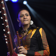 Photos from the world music festival