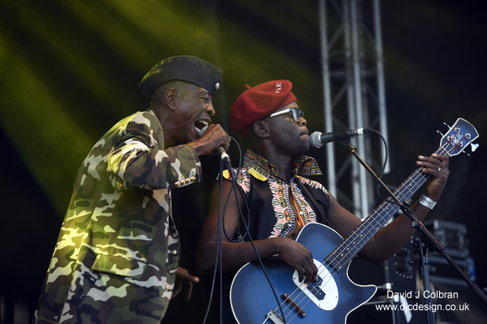 JUPITER & OKWESS INTERNATIONAL ; band from DR Congo