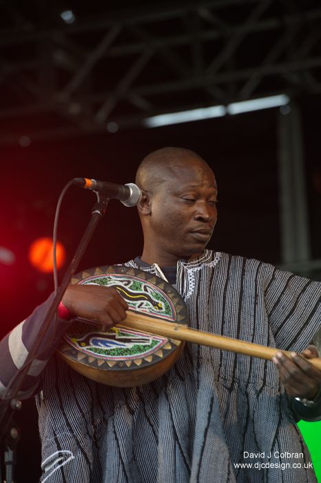 Atonga Zimba at UK world music festival