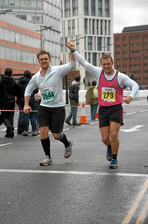 Event photography tips - Liverpool Marathon