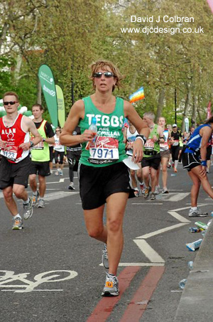 long distance running photographs