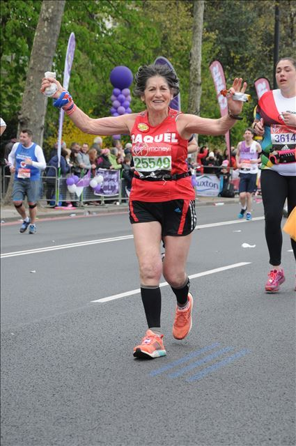 UK events photographer at the London Marathon