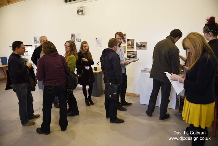 Exhibition photography at Baltic Creative Unit 51