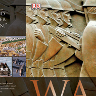 Publisher Dorling Kindersley uses DJC Design photograph for book cover publication