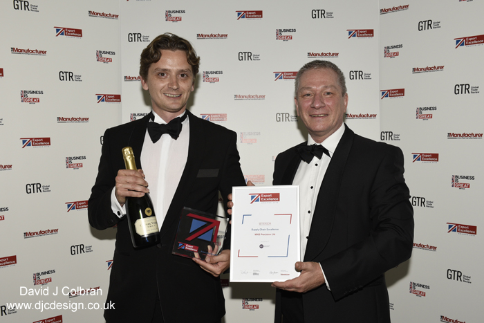 Business awards photographer Merseyside