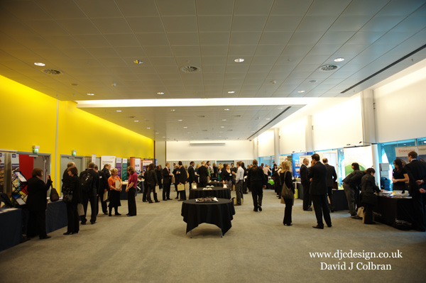 Liverpool Arena conference photography