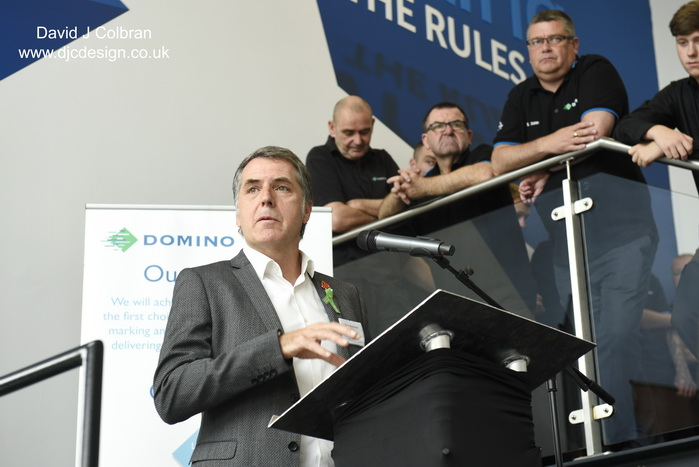 Steve Rotheram Metro Mayor of Liverpool City Region photo