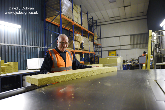 Manufacturing location photography in the North West