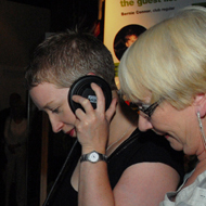 Photographs by David in Liverpool exhibition at World Museum