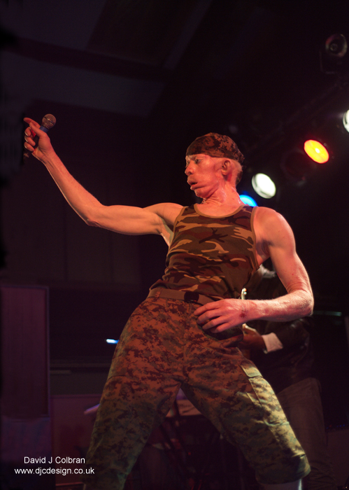 Yellowman photos Liverpool