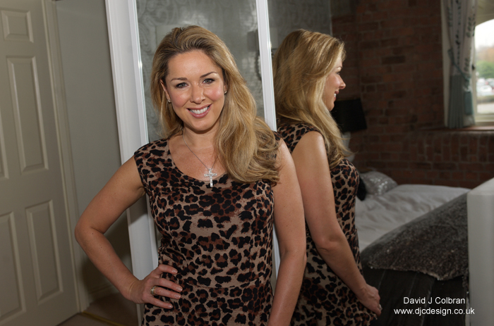 Celebrity photographer Liverpool Claire Sweeney