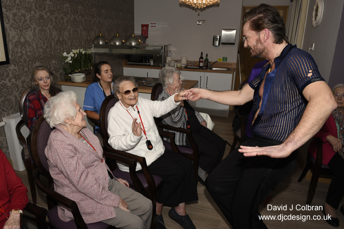 Heswall photographer captures dancing event for PR usage