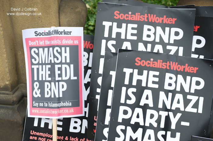 SWP placards