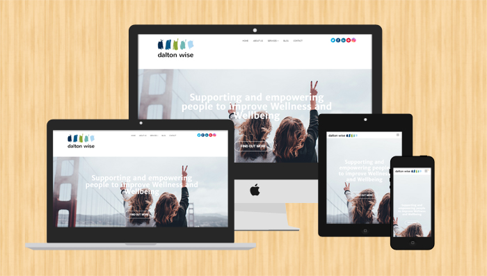 Responsive web design Liverpool - Wordpress case study