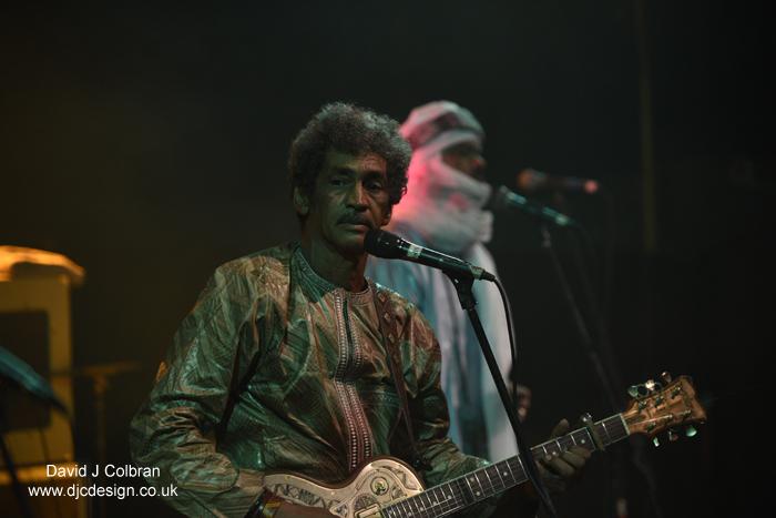 Tinariwen Tour Dates