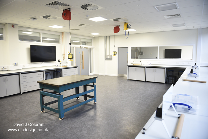educational photographer commission Merseyside - a lab